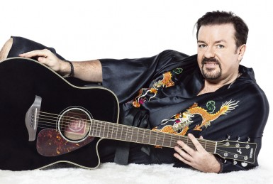 David Brent - Life On The Road