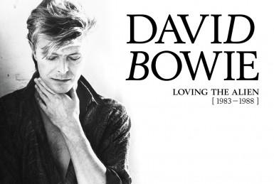 David Bowie - Loving The Alien