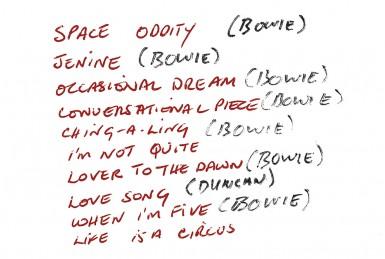David Bowie - The 'Mercury' Demos