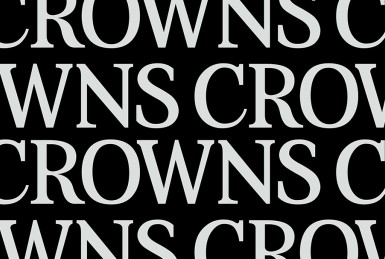 Crowns - Stitches In The Flag
