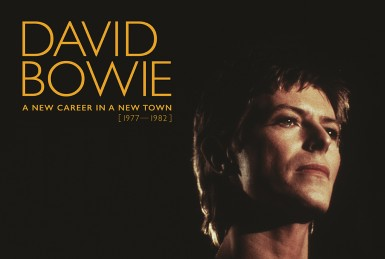 David Bowie -                                                                      A New Career In A New Town