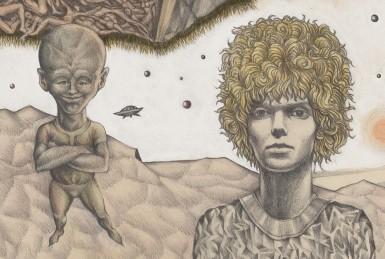 David Bowie - Space Oddity 50